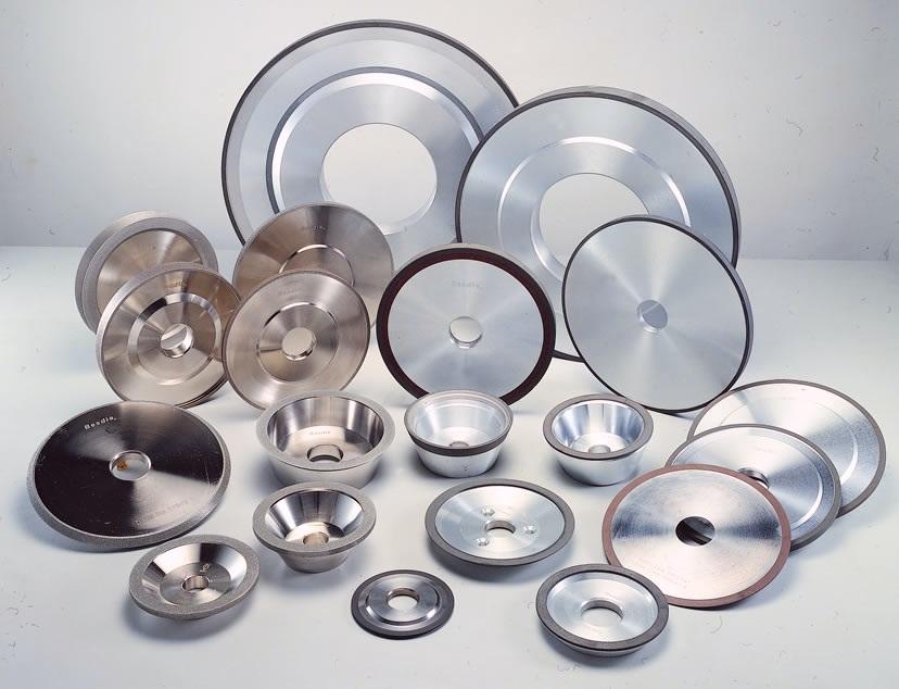 Diamond And Cbn Grinding Wheels Clean Strip Abrasive Cloth